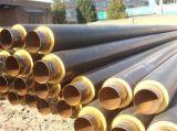 鋼套鋼保溫螺旋鋼管廠家