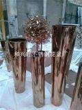 定做不锈钢304花盆来图加工精美不锈钢花盆哪里可以做