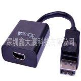 鑫大瀛 Displayport转hdmi线 DP转HDMI线 厂家直销