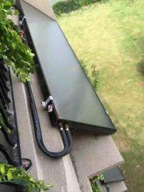 供应平板式太阳能/真空管式太阳能热水工程