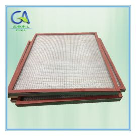 玻纤耐高温初效板式空气过滤器 厂家直销