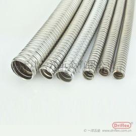Driflex 双扣不锈钢软管 金属软管