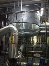 反应釜可拆卸式保温套