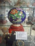 合肥開業喬遷工藝品收藏品瓷器高檔花瓶桌面展櫃擺件