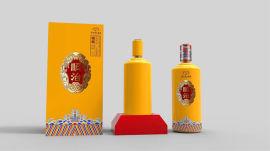 河南酒盒生产,郑州白酒礼品包装盒定做