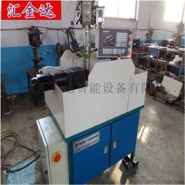 自动分度数控钻孔机工作视频 数控系统的维护