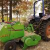 玉米秸秆打包机,干鲜秸秆粉碎打包一体机