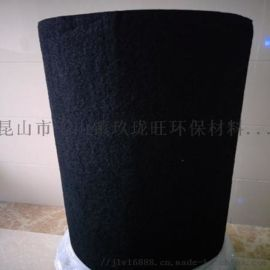 活性炭蜂窝棉除臭过滤棉 活性炭纤维状过滤网 活性炭滤网