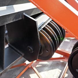 定制起重机配件 抓取物料U45中型1.5立方抓斗