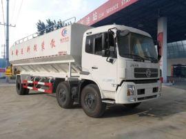 电动15吨(30方)东风天龙散装饲料车