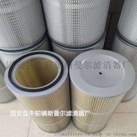 耐高温除尘滤筒生产厂家