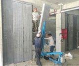 安装提高效率的轻质隔墙板安装机