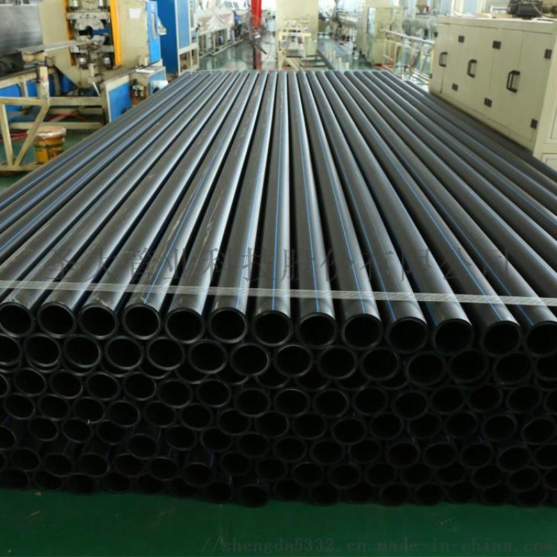对接式PE给水管厂家圣大管业供应包头大口径PE管