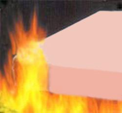 阻燃中密度纤维板