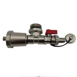 台州美亚第专业生产供热供气系统锅炉、暖炉安全排气阀球阀1/2