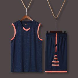 篮球服套装男定制比赛夏季速干宽松背心运动印字训练队服学生球衣