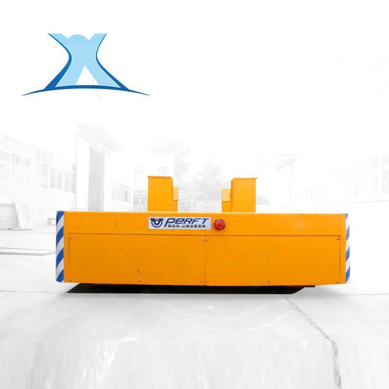 廠家蓄電池無軌道車360°轉彎搬運車電動平車材料小車非標定製