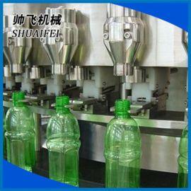 大瓶碳酸饮料灌装机 小型液体灌装机含气饮料灌装机