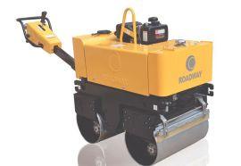 小型汽油/柴油动力手扶双钢轮压路机RWYL34A/34AC(