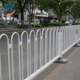 厂家直销武汉n型m型道路交通安全护栏 京式防护栏 公路车道隔离栏
