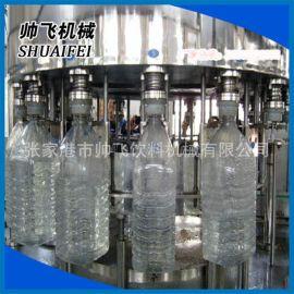 纯净水生产线 小瓶矿泉水灌装机
