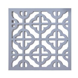 广州佛山供应艺术镂空铝单板优惠规格外墙装饰雕花铝板