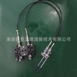 DCV60-2-1.5M软轴系列液压多路阀