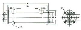 油冷却器(WSO3093-106365)