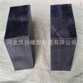 缓冲橡胶垫块 橡胶减震垫块 耐磨高弹橡胶块
