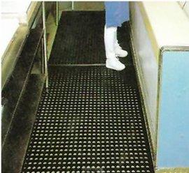 食堂防滑垫,食堂耐油排水防滑地垫
