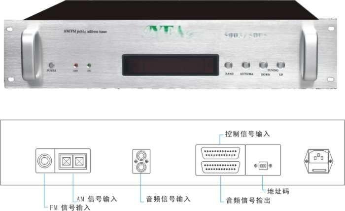 公共广播数码调谐器