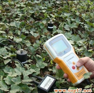 土壤温湿度记录仪TZS-5X能够在山区环境中检测土壤温湿度
