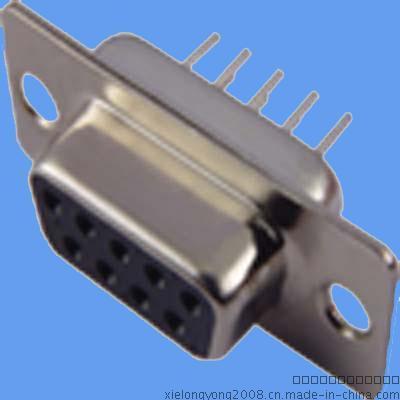 连接器 D-SUB DIP180度插板