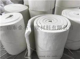 陶瓷纤维毯管道保温材料 隔热保温效果好