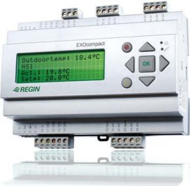 REGIN C150D-S 可编程控制器 DDC PLC