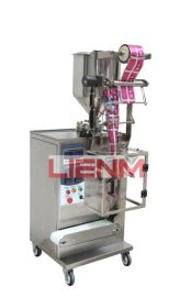 【广州机械】洗发水酱汁液体包装机袋包机 背封包装机 可定制