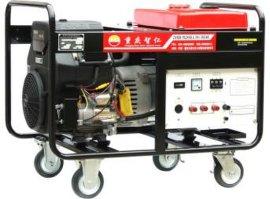 厂家热销10KW三相汽油稀土永磁发电机组 国家专利技术发电机+科勒动力