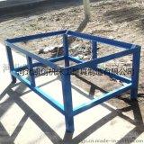 铸铁平台支架,大理石平台支架方钢焊接可调节