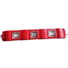 红色3灯5730led注塑模组