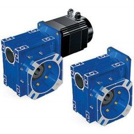 伺服电机100W蜗轮蜗杆,减速机RS50减速机