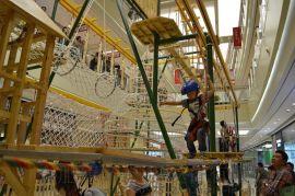 儿童拓展设备 室内拓展训练乐园 儿童拓展探险游乐设备