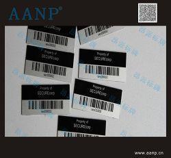 代加工金属条码标牌,经久耐用金属条形码,金属条形码