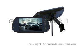 专车  MP5后视镜/自动切换倒车显示器
