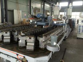 福田机械PE,PVC单壁波纹管生产线