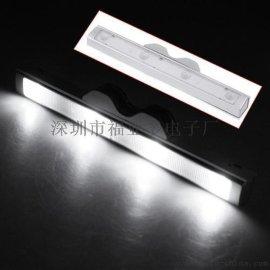震动感应橱柜灯 LED感应长灯 衣橱灯 LED壁柜灯 橱柜照明 0405