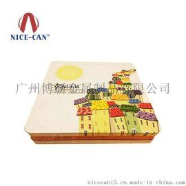 供应月饼铁盒 广东广州月饼盒生产厂家 低价月饼礼盒