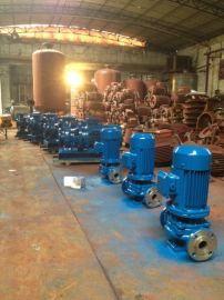 ISG管道离心泵150WQ150-35-37排污泵 直销厂家 污水泵