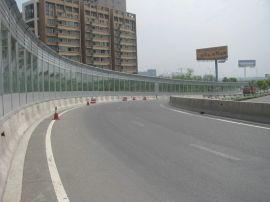 耀进丝网制造声屏障供应上海公路局绕城高速工程