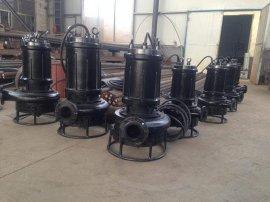 高效耐磨潜水抽沙泵, 无堵塞泥砂泵, 搅拌砂石泵