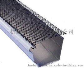 上海市成品天沟金属檐沟彩铝排水系统